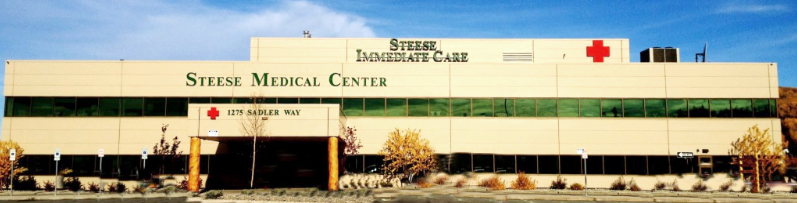 Steese Medical Center office building